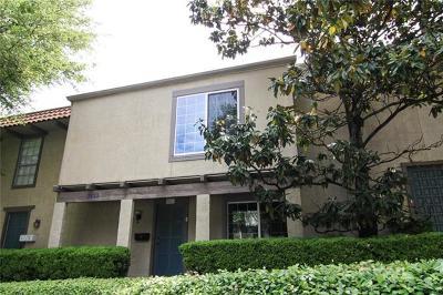 Austin Condo/Townhouse For Sale: 3611 Las Colinas Dr #B