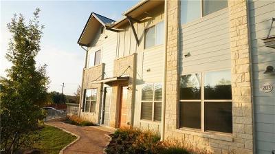 Travis County Condo/Townhouse For Sale: 7805 Cooper Ln #502