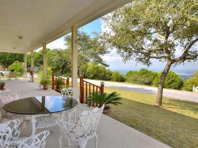 Lago Vista Single Family Home For Sale: 8400 Bar K Ranch Rd