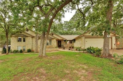 Bastrop Single Family Home Active Contingent: 178 Mamalu Dr
