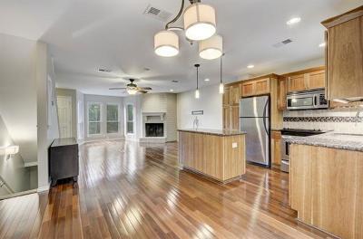 Austin Condo/Townhouse For Sale: 1200 Castle Hill St #G