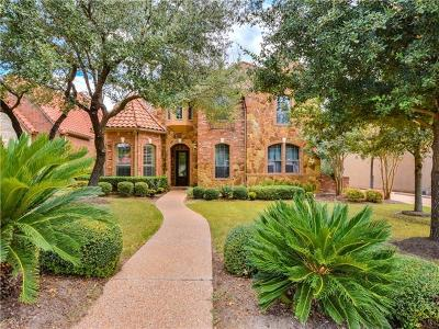 Single Family Home For Sale: 1917 Lakecliff Hills Ln