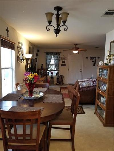 Single Family Home For Sale: 12732 Saint Mary Dr