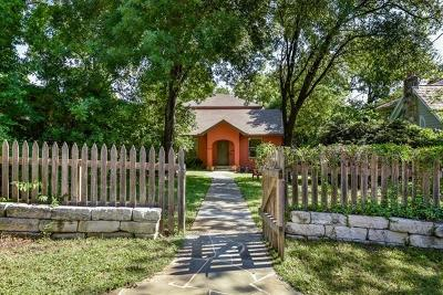 Hays County, Travis County, Williamson County Single Family Home Pending - Taking Backups: 1008 Harwood Pl