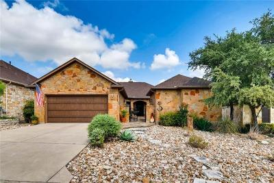 Georgetown Single Family Home For Sale: 833 Caprock Canyon Trl