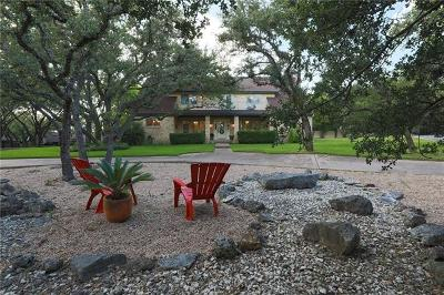 Hays County, Travis County, Williamson County Single Family Home For Sale: 9011 Mountain Lake Cir
