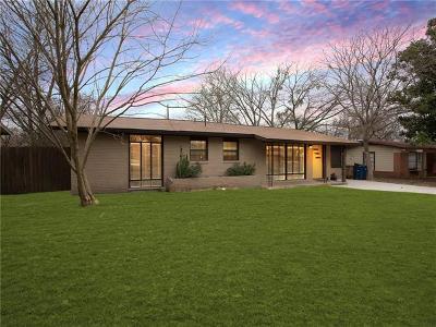 Single Family Home For Sale: 201 W Croslin St