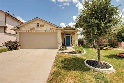Del Valle Single Family Home For Sale: 12208 Stoney Meadow Dr