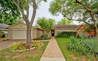 Single Family Home Pending - Taking Backups: 5006 Desert Oak Cir