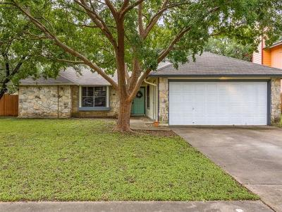 Cedar Park Single Family Home For Sale: 1600 Hatch Rd