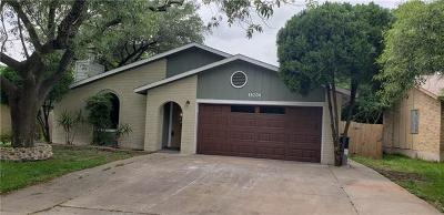 Austin Single Family Home For Sale: 11204 Ptarmigan Dr