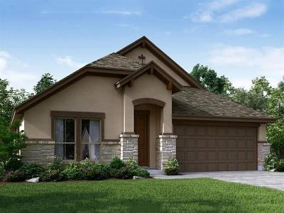 Leander  Single Family Home For Sale: 1137 Swan Flower St