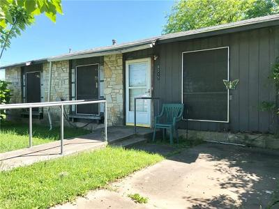 Single Family Home For Sale: 6217 Hogan Ave