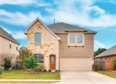Hays County, Travis County, Williamson County Single Family Home For Sale: 201 Rose Mallow Way