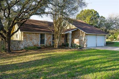 Single Family Home Pending - Taking Backups: 9803 Westward Dr