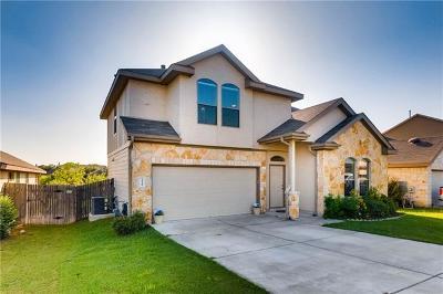 Buda Single Family Home Pending - Taking Backups: 334 Dragon Ridge Rd