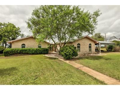 Liberty Hill Single Family Home For Sale: 1351 County Road 264