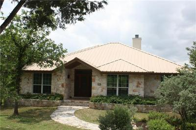Wimberley Single Family Home For Sale: 18 Tremont Trce