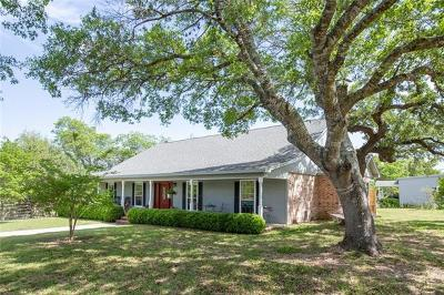 Wimberley Single Family Home Pending - Taking Backups: 1200 S Rainbow Ranch Rd