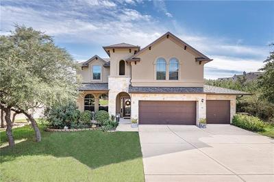 Spicewood Single Family Home For Sale: 5317 Texas Bluebell Dr
