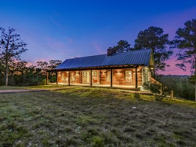 Bastrop County Single Family Home For Sale: 164 Fealy Rd
