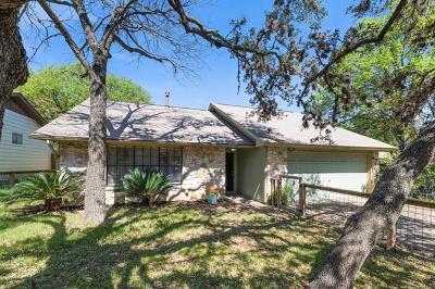 Single Family Home Pending - Taking Backups: 7806 Peaceful Hill Ln