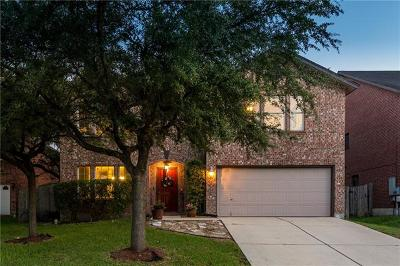Austin Single Family Home For Sale: 11501 Chatam Berry Ln