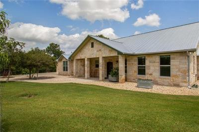 Lockhart Single Family Home For Sale: 1205 Sierra Vista Cv