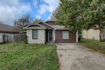 Travis County Single Family Home For Sale: 11814 Tobler Trl