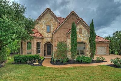Austin Single Family Home For Sale: 15505 Boulder Hts