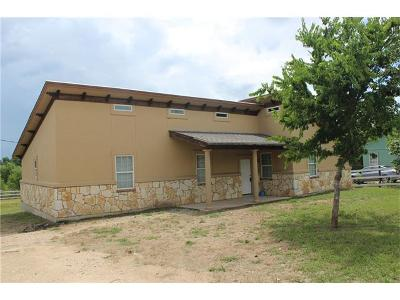 Hays County Single Family Home For Sale: 2980 Fm 2001