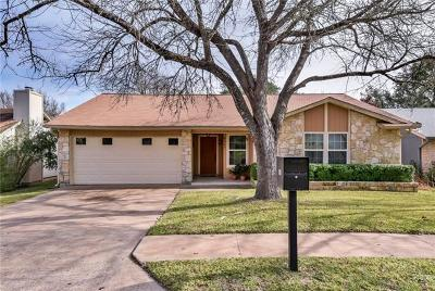 Austin Single Family Home For Sale: 8563 Red Willow Dr