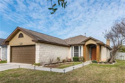 Kyle Single Family Home Pending - Taking Backups: 1000 Knox Cv