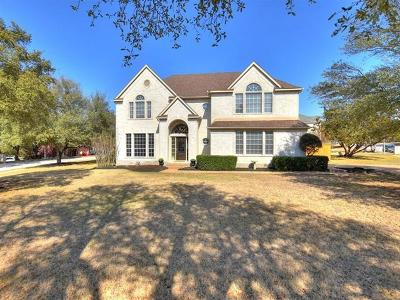 Austin Single Family Home For Sale: 10612 Sun Tree Cv