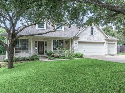 Austin Single Family Home Pending - Taking Backups: 5809 Tinita Ct