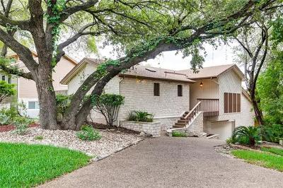 Travis County, Williamson County Single Family Home Pending - Taking Backups: 4309 Walhill Ln