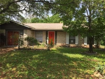 Travis County Single Family Home For Sale: 6802 Miranda Dr