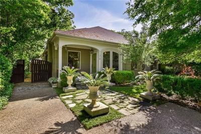 Travis County Single Family Home Pending - Taking Backups: 1516 W 29th St