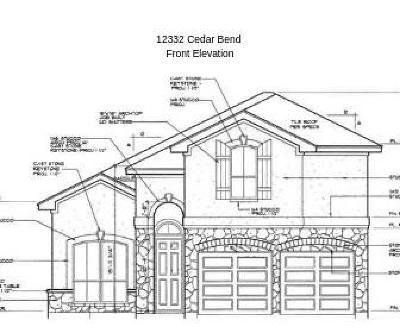Travis County Single Family Home For Sale: 12332 Cedar Bend Cv