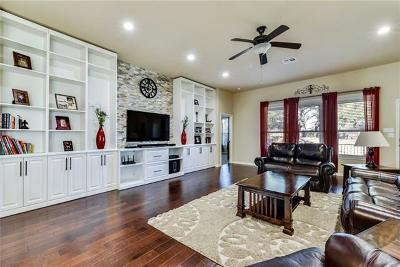 Leander Single Family Home For Sale: 2304 Lookout Knoll Dr