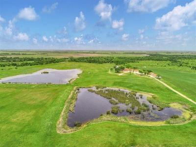 Burnet County, Lampasas County, Bell County, Williamson County, llano, Blanco County, Mills County, Hamilton County, San Saba County, Coryell County Farm For Sale: 1551 Fm 1466
