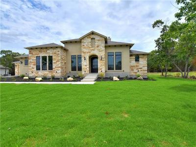 Leander Single Family Home For Sale: 2316 High Lonesome