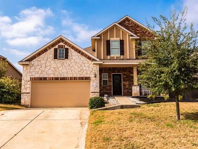 Pflugerville Single Family Home For Sale: 2108 Tranquility Ln