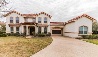 Single Family Home For Sale: 1705 Lakecliff Hills Ln