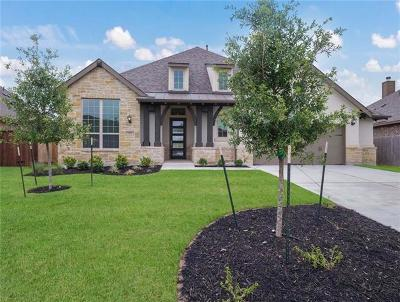 Liberty Hill Single Family Home For Sale: 108 Regents Ln