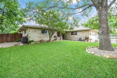 Pflugerville Single Family Home Pending - Taking Backups: 15101 Delahunty Ln