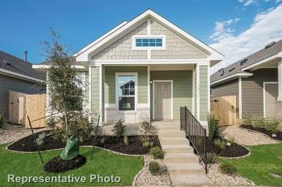 San Marcos Single Family Home For Sale: 1022 Sand Post