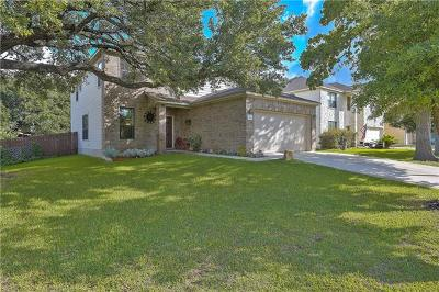 Georgetown Single Family Home For Sale: 320 Wind Hollow Dr