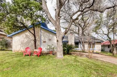 Austin Single Family Home Pending - Taking Backups: 1704 Stoneridge Rd