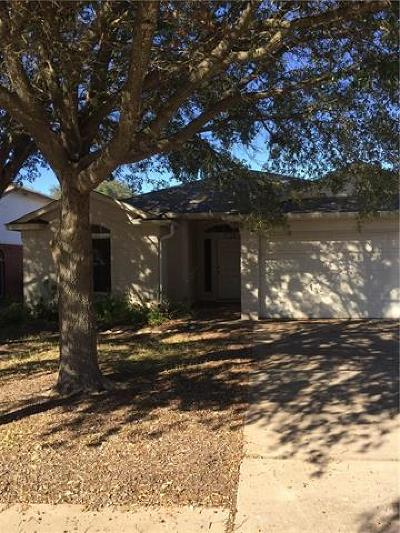 Round Rock Single Family Home Pending - Taking Backups: 3776 Top Rock Ln